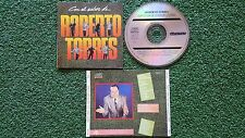Latin Salsa ROBERTO TORRES **Con El Sabor De** ORIGINAL 1992 Spain CD VERY RARE