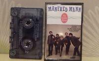Manfred Mann - The Singles Album  Cassette Tape