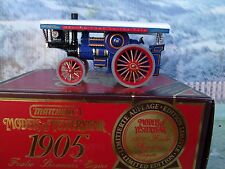 Matchbox 1905 Fowler Showmans Engine Y19 limited edition