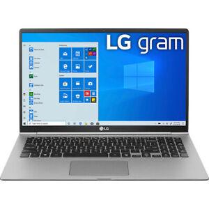 """LG gram 15.6"""" Full HD Intel i5-10210U 8GB RAM, 256GB SSD Ultra-Slim Laptop"""