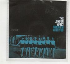 (HE296) The London Souls, When I'm With You - 2015 DJ CD