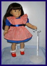 "WHITE Kaiser Doll Stand for 18"" AMERICAN GIRL Dolls U.S.SHIPS FREE"