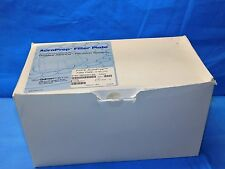 186000156 WATERS PALL GH POLYPRO (GHP) MEMBRANE ACROPREP FILTER PLATES QTY 10