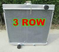 ALLOY ALUMINUM RADIATOR XY/XW FORD FALCON 302/250 V8/L6