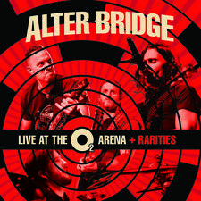 Alter Bridge - Live At The O2 Arena + Rarities [New Vinyl LP]