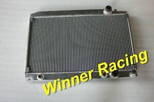 Aluminum Radiator FIT Mercedes SL R107/C107 380 SL/SLC 1075011701 1075011401
