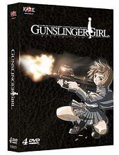 Gunslinger Girl ( Anime auf Deutsch ( 4 DVDs Komplette Serie 1-13 ) NEU OVP