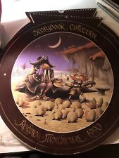 Rodney Matthews Calendar 1999 New Old Stock fantasy