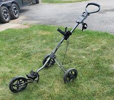 Bagboy Sc575 - 3-Wheeled Push Golf Cart