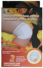 Cojín de calor con ayuda de la Rodilla Artritis Soporte Protector Envuelva ayuda a relajar los músculos