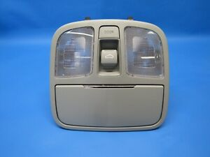 09 10 11 12 Hyundai Genesis Coupe Overhead Console Dome Map Light Lamp OEM