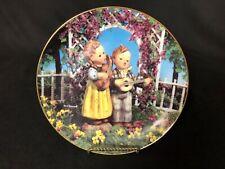 "Danbury Mint M.J. Hummel Collector Plates Little Champions ""Little Musicians�"