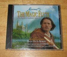 Mozart's the Magic Flute Soundtrack 2007  CD Magic Flute Diaries Peter Breiner