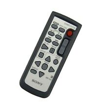 Genuine Sony Remote for HDR-TD10 HDR-TD10E NEX-VG20 HDR-PJ760 HDR-CX760 HDRPJ710