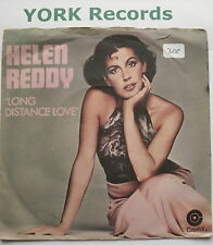 "HELEN REDDY - Long Distance Love - Excellent Con 7"" Single Capitol CL 15927"