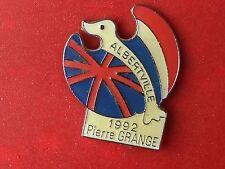 pins pin sport jeux olympique albertville 92