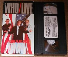 The Who - Tommy Live - Vhs