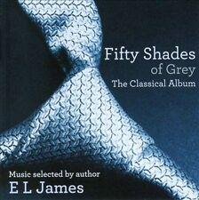 Fifty Shades of Grey: The Classical Album (CD, Sep-2012, EMI Classics)