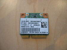 ATHEROS AR5B225 WIRELESS N + BLUETOOTH BT 4.0 COMBO MINI-CARD AR9485 DW1703