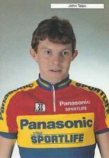 JOHN TALEN Cyclisme Ciclismo Cycling vélo Panasonic 90