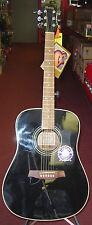 Ibanez V100BK Dreadnought Acoustic Guitar * NEW OLD STOCK