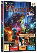 Magicka Plus (PC DVD) BRAND NEW SEALED
