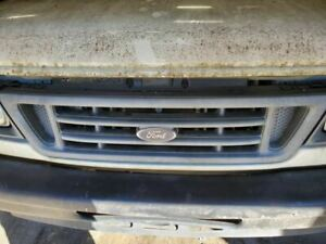 Grille Grille With Painted Inserts Fits 03-07 FORD E150 VAN 1282203