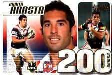 Serial Numbered Select 2011 Rugby League (NRL) Trading Cards