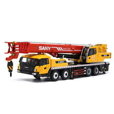 1/43 SANY STC500 Automobile Crane Engineering Mechanical Truck Alloy Model