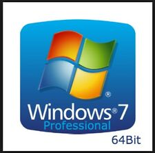 **Windows 7 Professional 64 bit OEM -  System Builder DVD &  PC*
