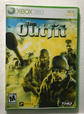 The Outfit (Microsoft Xbox 360, 2006)  .. TESTED CLEAN