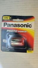 Panasonic 3-Volt Photo Lithium Cylinder 3000mAh Battery (CR2PA2B) DLCR2,EL1CR2