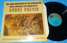 Andre Previn - Four Horsemen of the Apocalypse / MGM Stereo LP NM Vinyl