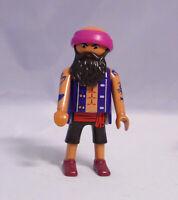 PLAYMOBIL Figur Pirat Salty aus The Playmobil Movie neuwertig unbespielt #18