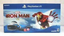 IRON MAN VR Bundle for PlayStation 4 COMPLETE Sony PS4 +PS5 Adaptor CUH-ZVR2