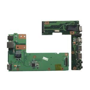 Festplatte Tafel USB DC IN Power Jack Board für ASUS K52 K52J K52F X52J K52N A52