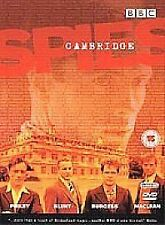 CAMBRIDGE SPIES TOBY STEPHENS TOM HOLLANDER S WEST BBC UK 2 DISC BOX SET DVD NEW