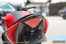 15-17 Yamaha FZ-07 FZ07 MT07 YZF R3 18 YZF-R3 INTEGRATED LED Tail Light SMOKED