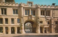 Postcard - Lincoln - The Stonebow and Guildhall