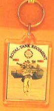 Royal Tank Regiment key ring..