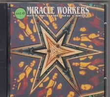 MIRACLE WORKERS - roll out the red carpet CD