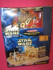 Micro Machines Star Wars Episode 1 Sebulba's Pod Racer & Mos Espa Market 2 Pack