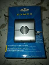 Dynex External USB 2.0 25-in-1 Multiformat Memory Card Reader DX-CR121