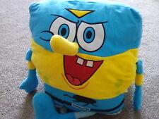 "Nickelodeon Super Hero SpongeBob Squarepants Plush 16"""