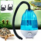 Mister-4 Liter Tank Reptile /Amphibians Fogger Terrariums Humidifier Fog Machine