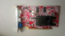 Details about  ATI Radeon X600 SE PCIe 256MB Video Card with VGA DVI S-Video co
