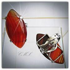 Modeschmuck-Ringe aus Edelstein mit Achat