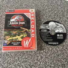 Jurassic Park Operation Genesis for PC Windows