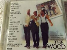 CD The Wood Music From The Motion Picture Various Artists 18 Songs 1999