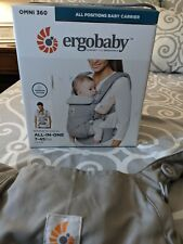 Ergobaby Bcs360Gry Omni 360 All-In-One Baby Carrier - Pearl Grey